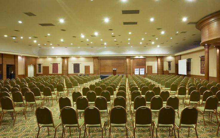 Marina Convention Center Batam, Theater Style