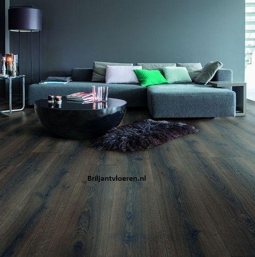 Laminatboden, Fußböden, Dunkle Nacht, Dunkelbraun, Dunkles Holz,  Wohnzimmer, Helle Farbtöne, Weiße Jungs, Lounges