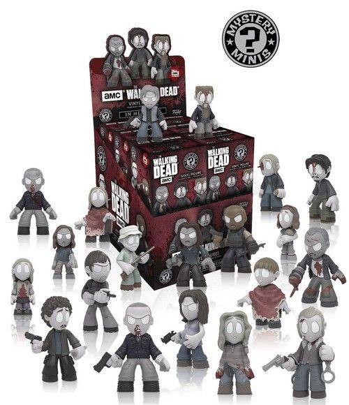 Funko Mystery Minis Walking Dead Series 5 Mystery Box [In Memoriam (12 Packs)] (Pre-Order ships June)