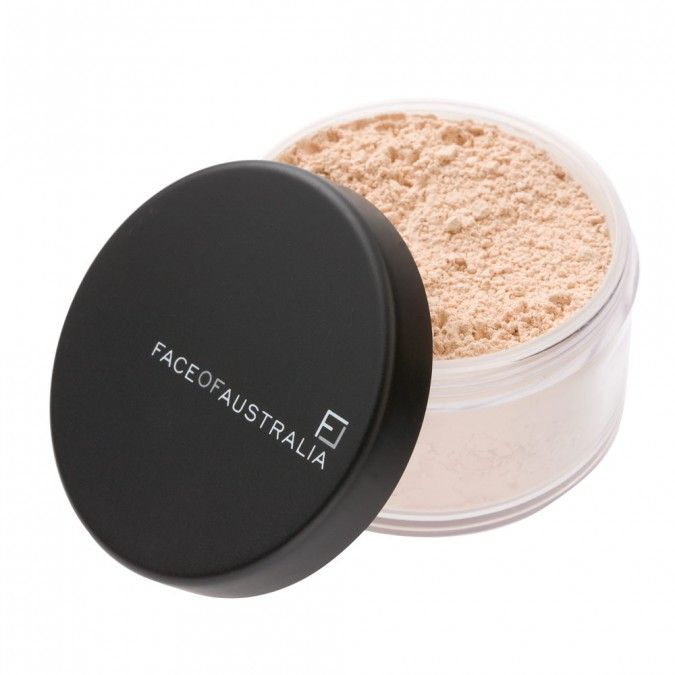 Face Of Australia Face Of Australia Translucent Loose Powder 20 g | @giftryapp