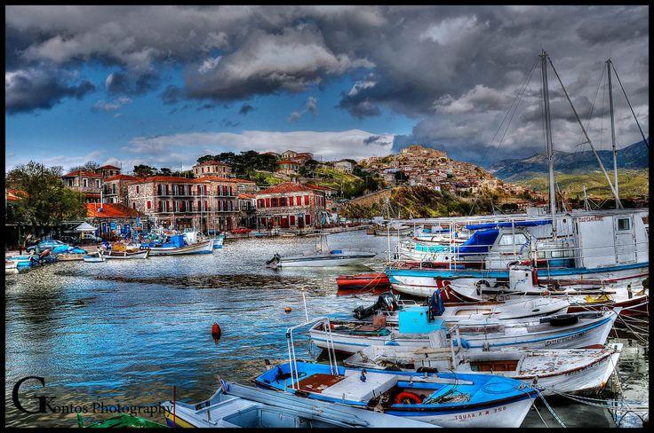 GREECE CHANNEL | Molivos, Lesvos
