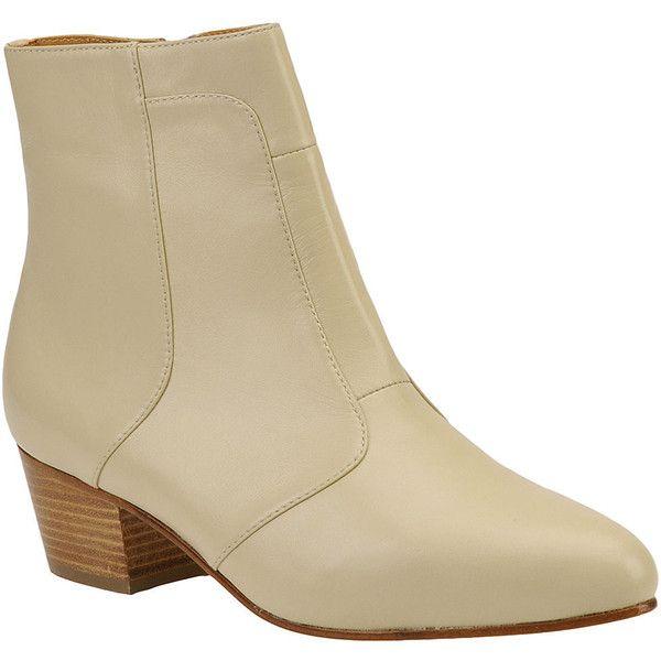 Giorgio Brutini 80575 Men's Bone Boot 10 M ($90) ❤ liked on Polyvore featuring men's fashion, men's shoes, men's boots, bone, mens leather boots, mens leather shoes, mens leather sole shoes, mens boots and mens cuban heel boots