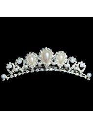 bruids-kapsel bruids haar Koreaanse kroon Bridal Crown