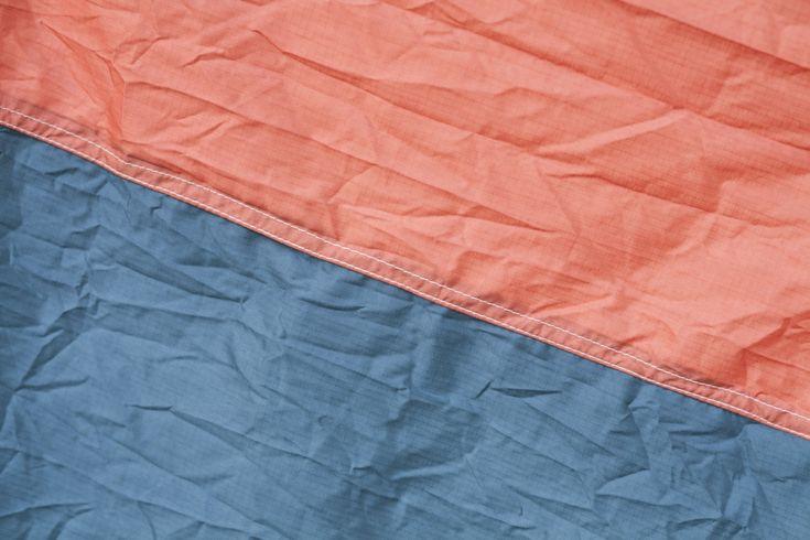 Ripstop Blue-Orange | Hamacul Meu - Culori