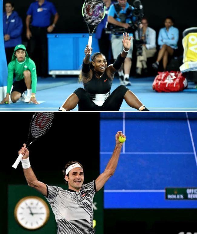 Швейцарский теннисист Роджер Федерер выиграл первый в сезоне турнир «Большого шлема». Это18-япобеда Роджера на турнирах «Большого шлема» и пятый титул на