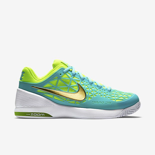 Nike Zoom Cage 2 Women's Tennis Shoe | My Style Pinboard | Pinterest | Shoes,  Nike and Women's