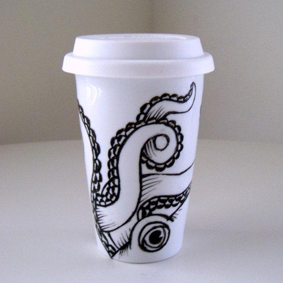 who doesn't need an octo travel mug?