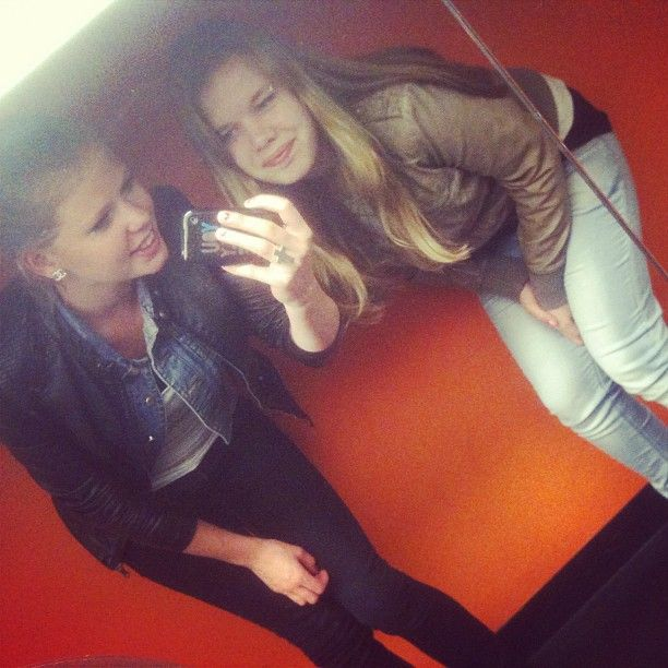 #me #with #one #of #my #best #friends #kim #love #my #girl #fred #and #douwe #tonight