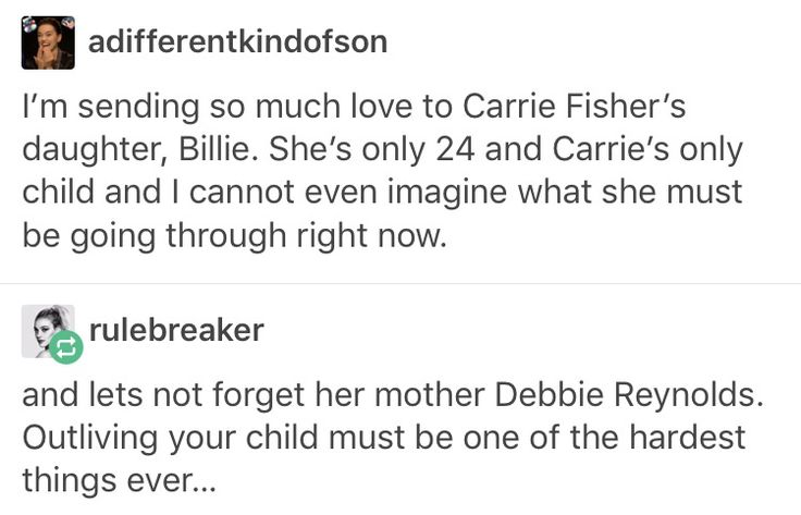And now her and her mother are together... Rest in peace