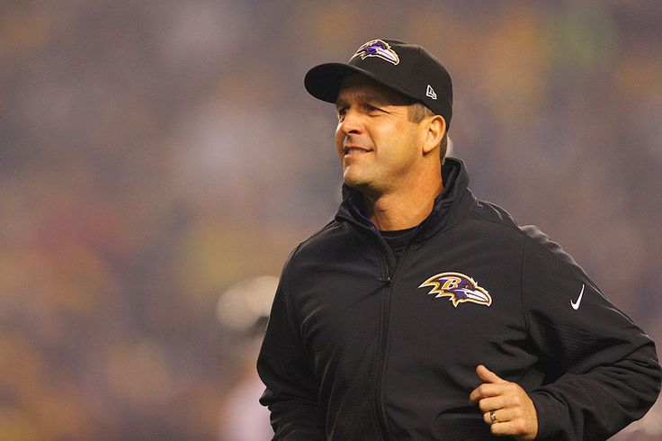 Sports Illustrated article about John Harbaugh and the Baltimore Ravens