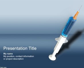 AVIONES DE COMBATE: Plantillas PowerPoint para Medicina y Salud