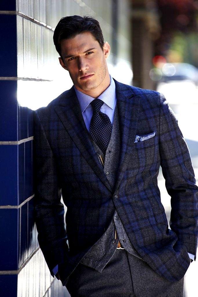 261 best men´s suits images on Pinterest