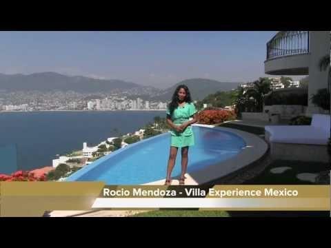 En Espanol. Vacaciones en Acapulco - Casa Nini-Lo - Villa Experience Mexico