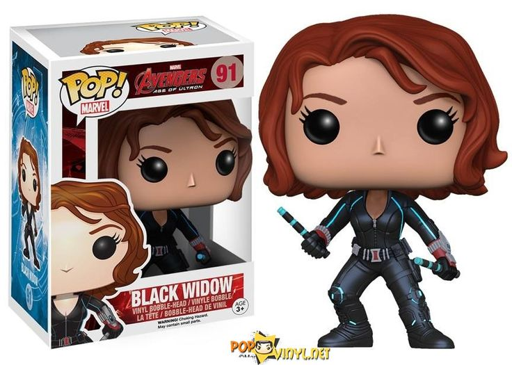 Got it. Black Widow from The Agengers 2 film. I know own this beauty of a Funko Pop. :) Xxx