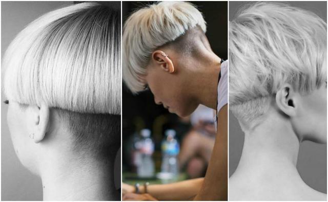 Styl fryzur bowl cut - nowe oryginalne cięcie! #włosy #kobieta #bowl cut #krótkie #fryzury krótkie
