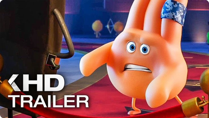 "THE EMOJI MOVIE ""Knucklehead"" Clip & Trailer (2017)!  :)"