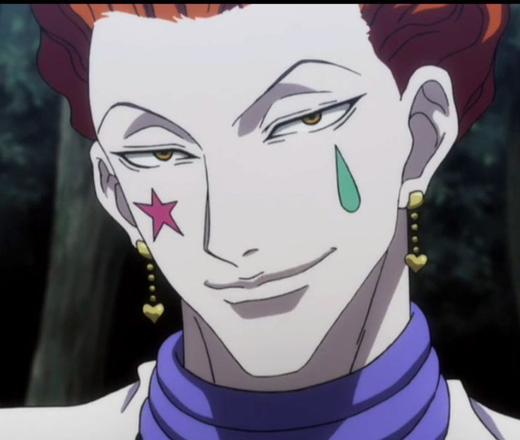 hisoka hunter x - photo #8