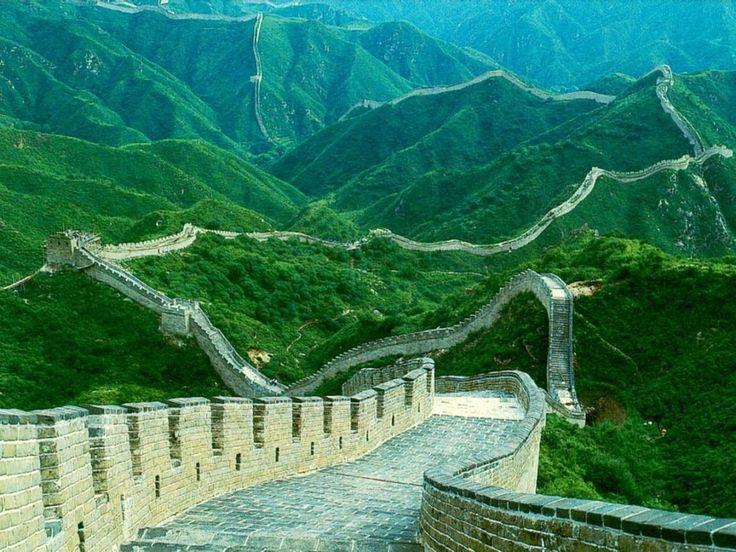 Visitez la Grande muraille en réservant billet et hotel pas cher pour le Chine sur trouvevoyage.com le comparateur de voyage.