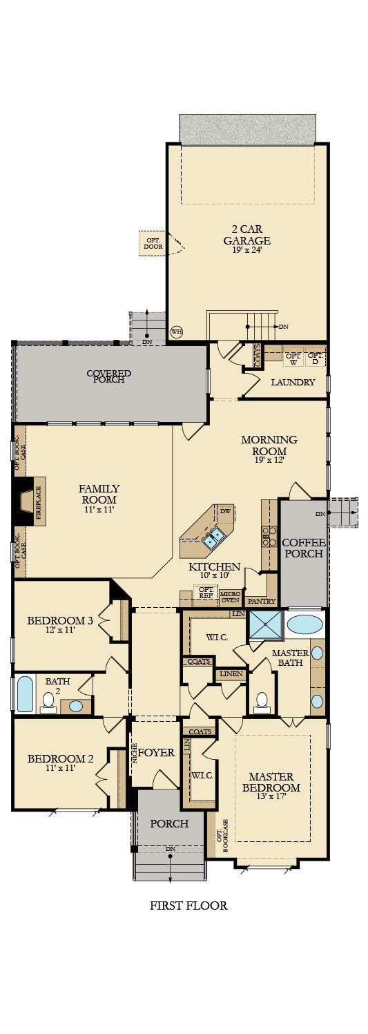 246 best Floor Plans images on Pinterest | Floor plans, Deck and ...