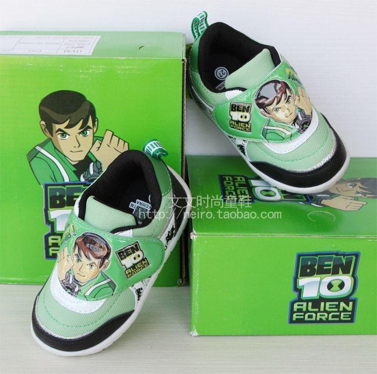 Ben10 boys shoes 27   30 children shoes sport shoes casual shoes gauze on Aliexpress.com