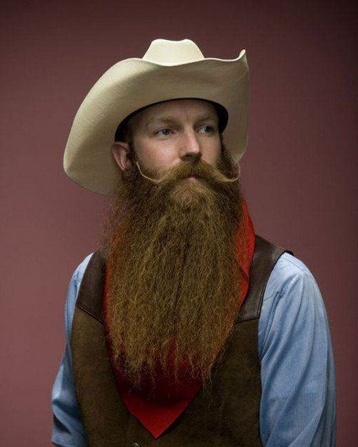 This exact guy is in my beard calendar! He is the month of October!