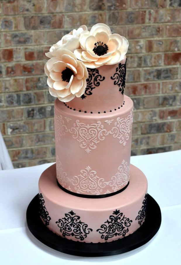 ridiculous cakes black wedding cake 614 best amp beautiful cakes images on 19239