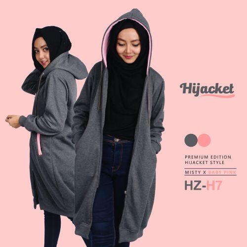 Hoodie Zipper ini sangat cocok untuk kamu seorang hijabers. Produk premium yang terbuat dari bahan-bahan kualitas terbaik.  Kunjungi kami juga disini ya : Facebook : https://www.facebook.com/ulyaonlinestore/  Instagram : https://www.instagram.com/ulyaonlinestore/ Tumblr : ulyaonlinestore.tumblr.com  #hoodiezipperforhijabers #hijacket