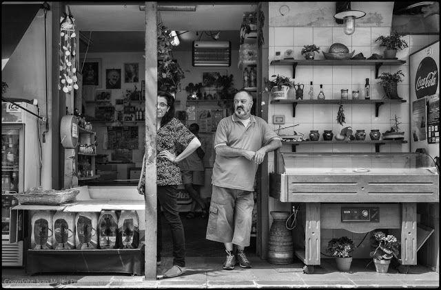 Ivan  Muller,  the  lazy  travel  photographer ...: Amalfi : B&W Street Photography
