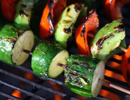 Grilled Zucchini Squash Recipe