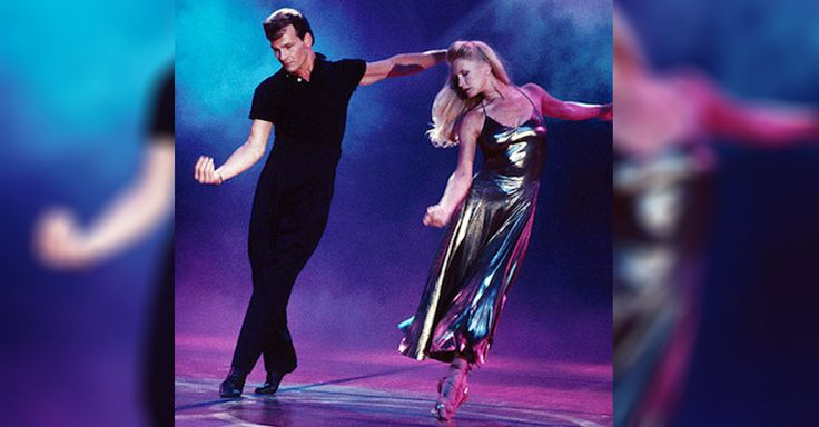 21 Years Ago, Patrick Swayze Danced With His Wife And Brought Millions To Tears… via LittleThings.com