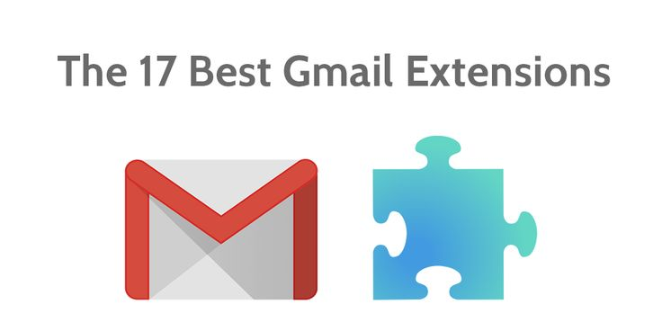 17 Gmail Extensions that Make Your Life Easier