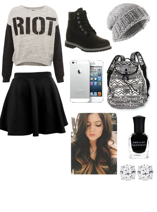 A Cute Outfit For Girls