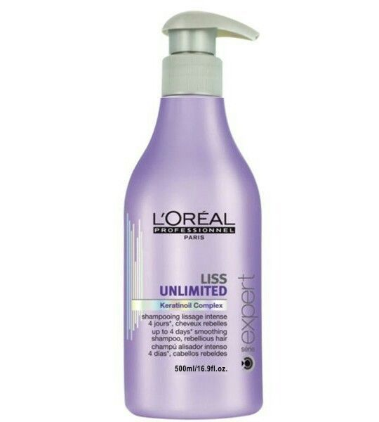Serie Expert Liss Unlimited Shampoo 500 ml in Health & Beauty, Hair Care & Styling, Shampoos & Conditioners | eBay!