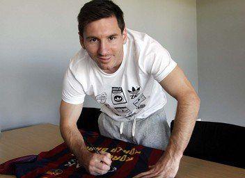 Mundo Deportivo el diario deportivo Online. Don Lio Messi.