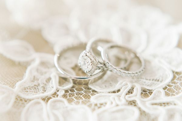 Romantic and Elegant Lubbock Texas Wedding at the Historic Watson Building: www....