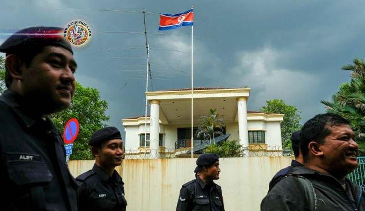 Coréia do Norte proíbe saída de malaios do país. Pyongyang está impedindo, temporariamente, que todos os malaios saiam da Coréia do Norte, em meio a tensões