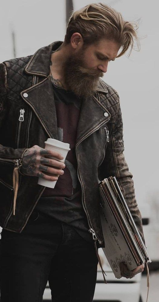 50+ Trending Beard Kinds For Males in 2020 (ALL SHAPES AND SIZES)
