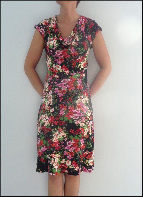 The Eva dress: gratis patroon