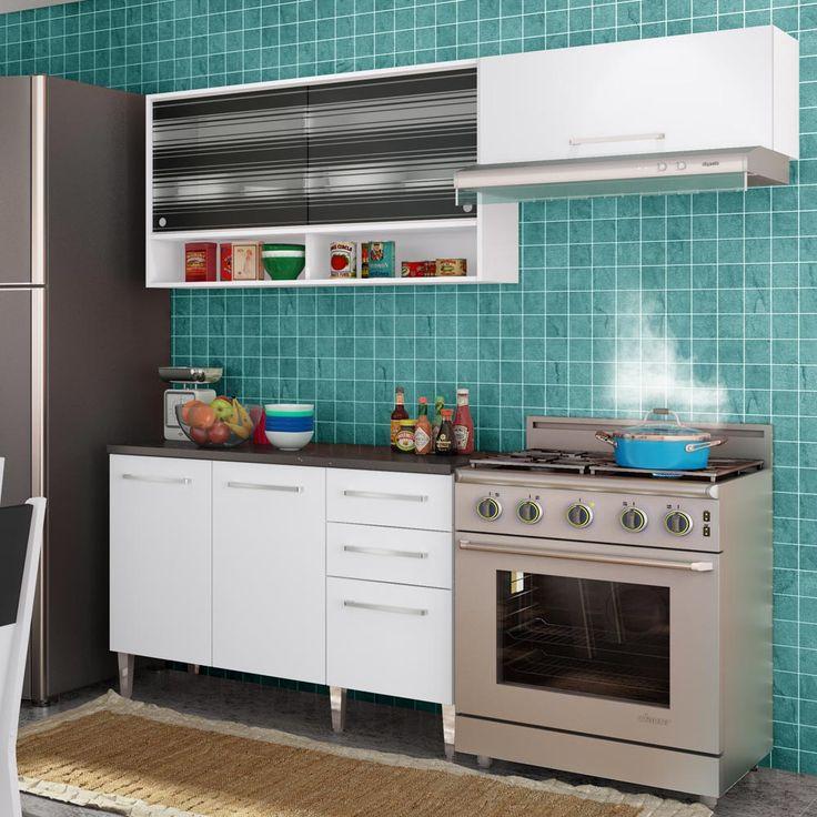 Gostou desta Kit Cozinha Iberis Elis Glamy 04 Peças Branco - Madesa, confira em: https://www.panoramamoveis.com.br/kit-cozinha-iberis-elis-glamy-04-pecas-branco-madesa-5757.html