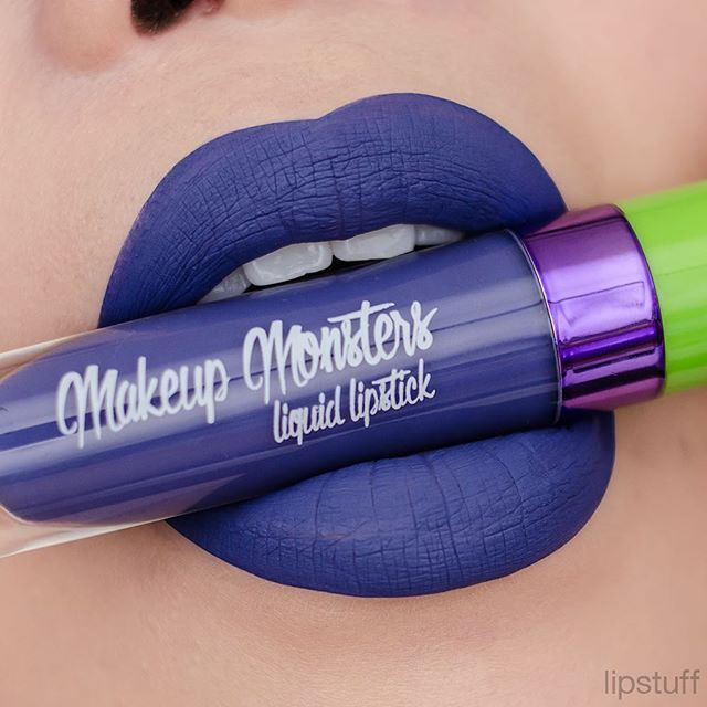 Makeup Monsters Cosmetics Liquid Lipstick :: CYCLONE