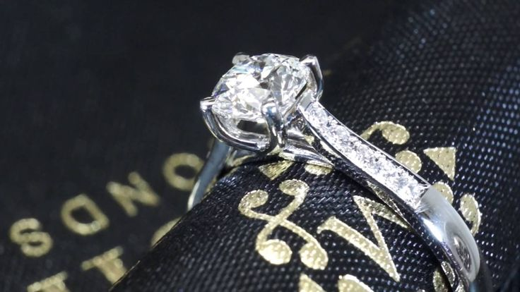 Grace pave  Collection by Mcguire Diamonds