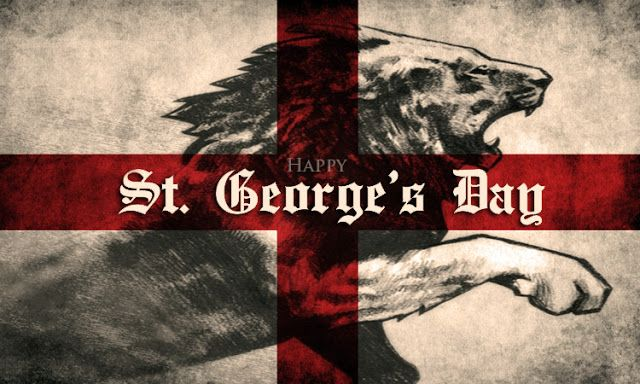 50 Happy Saint George's day Quotes, poems, funny verses,images,wishes in Advance | National sibling day 2016 : Quotes,pics and gift ideas