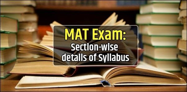 For Participants It Is Very Important To Know The Syllabus Of Mat Exam Before They Appear For It Syllabus Is The Foundation O Syllabus Exam Critical Reasoning
