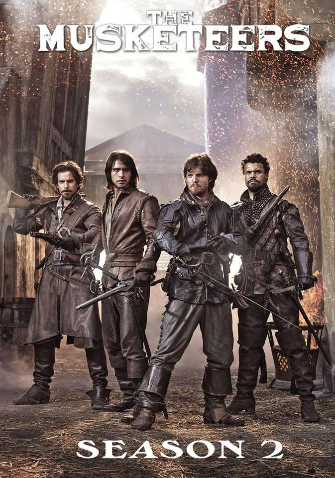 The Musketeers - Saison 2 dès le 02 janvier sur la BBC. La saison 1 arrive prochainement en France sur TMC.