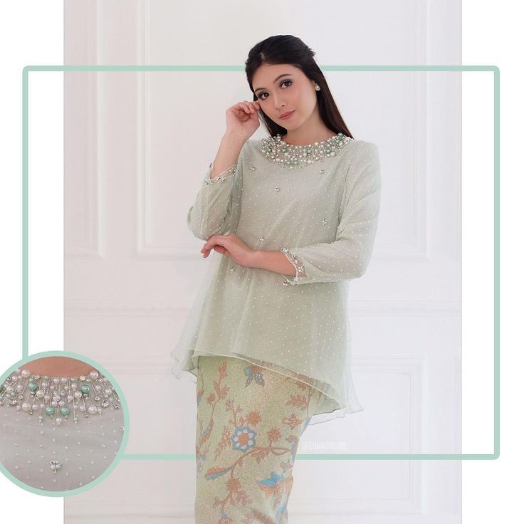 TOP0650 (mint) Bust 96cm Sleeve 50cm Length 67/84cm Fully Lined Skirt by request ------- For more details and price please contact us :) LINE : @eiwaonline (with @) WA : +6289687171323 Web : www.eiwaonline.com ------- *Colors may appear slightly different due to lighting during photoshoot, pc/smartphone picture resolution, or individual monitor setting.