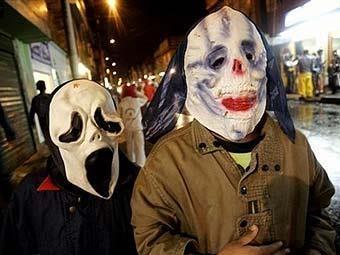Американские костюмы для хэллоуина