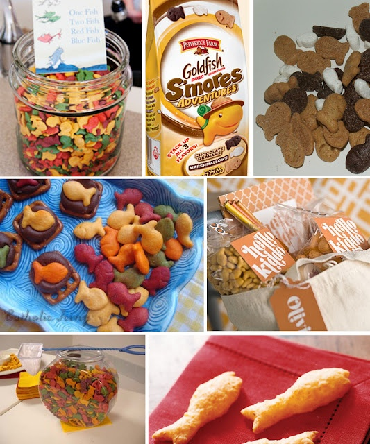 Fishing theme party events recipes pinterest hershey for Fish themed party food
