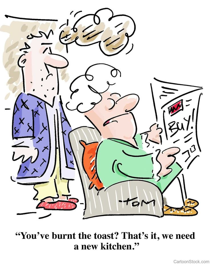 On The Level With Colin Shaw Time For A Kitchen Remodel Funny Cartoon Burnt Toast Funny Images Funny Cartoons Funny Laugh