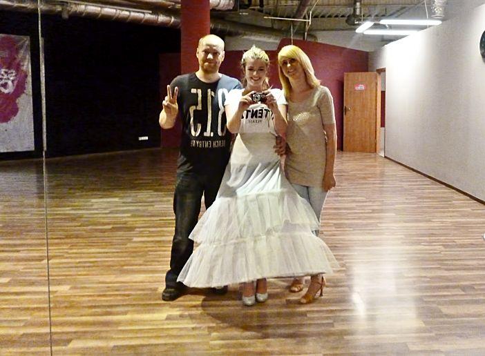 lekcja tańca CUBANA