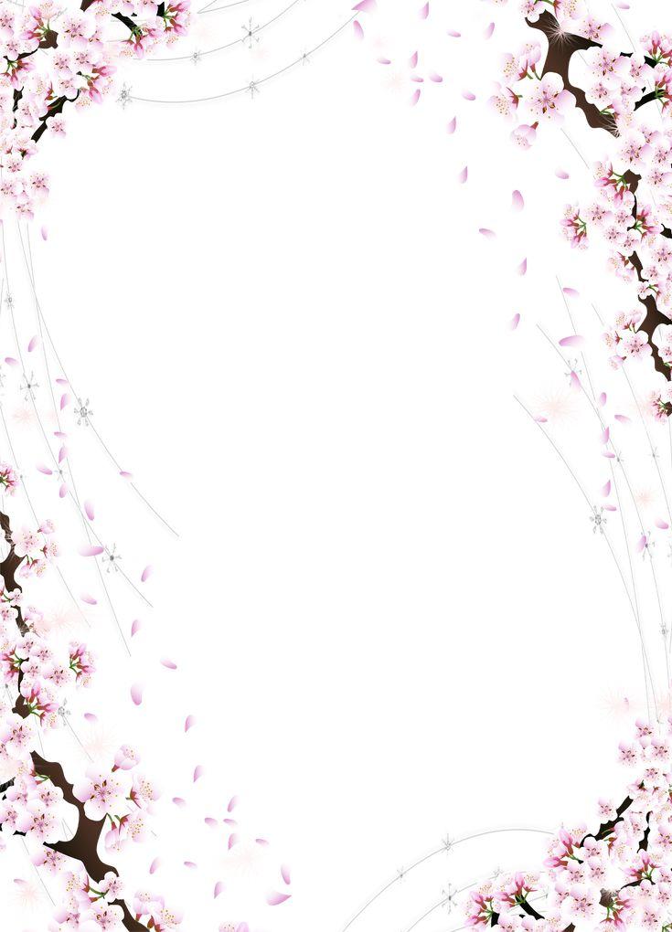 Beautiful Transparent Photo Frame Flowers